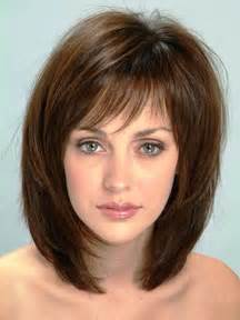 hairstyles for medium thick hair for 60 short to medium hairstyles for thick hair hairjos com