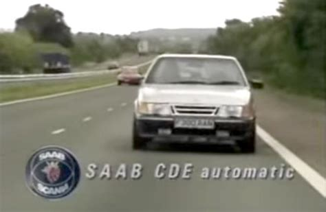 saab 9000 cde in quot top gear quot from 1989