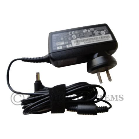 Charger Acer Aspire D270 new genuine acer aspire one 725 756 d270 ac adapter charger ebay