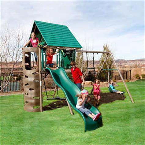 lifetime swing set costco lifetime play center playset bundle do it yourself