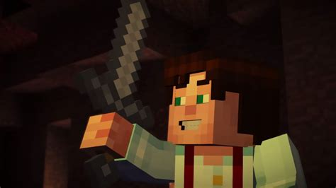minecraft story mode minecraft story mode hd wallpapers free download