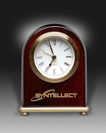 decorative top desk clock award