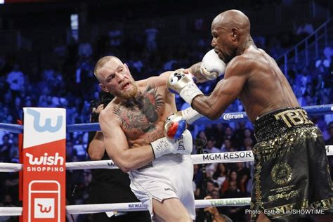 conor mcgregor vs floyd mayweather how much money would be