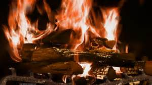 free fireplace screensaver wallpaper 160536