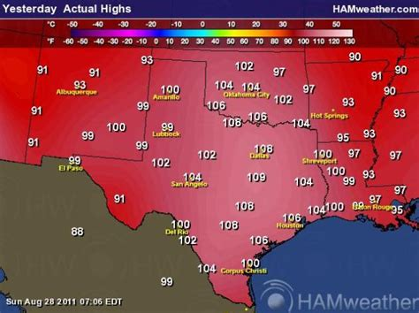 texas weather map temps houston texas weather map indiana map