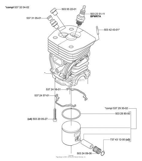 husqvarna 55 rancher parts diagram husqvarna 455 rancher 2004 10 parts diagram for piston