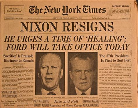 Why Did Richard Nixon Resign The Office Of President by Mr S American History Class Richard M Nixon