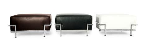 ottomane modern roche mid century modern ottoman modernist furniture modernism