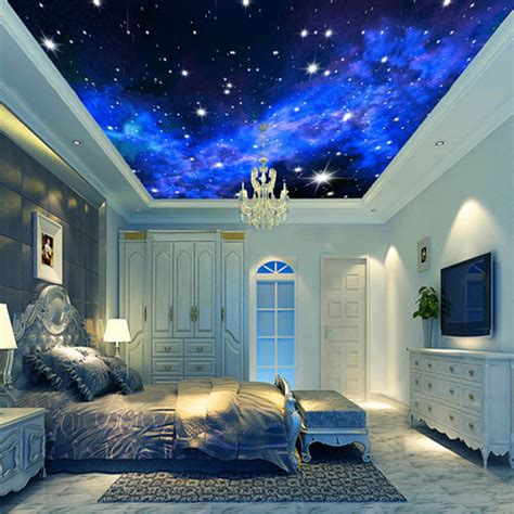 3d wallpaper for home decoration 3d wallpaper mural clouds sky wall paper