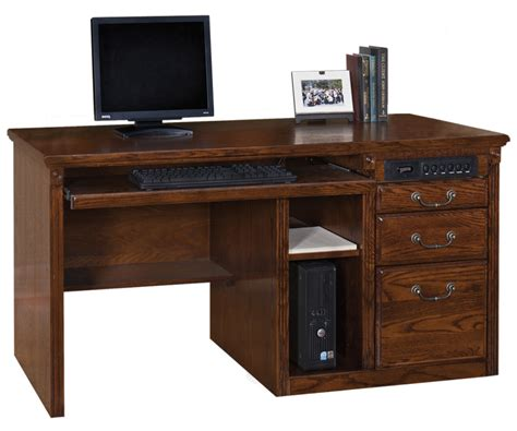 Traditional Computer Desk Choose From 15 Pieces Furnish Your Entire Office