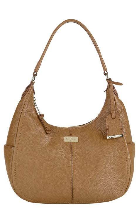 Cole Haan Marnie Hobo by Cole Haan Small Hobo In Brown Camello Lyst