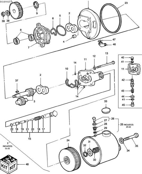 ford 5000 power steering diagram power steering diagram ford periodic diagrams science