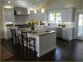 white kitchen cabinets floors pictures the best