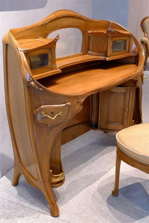 jason schouw art nouveau style un monde de papier mobilier art