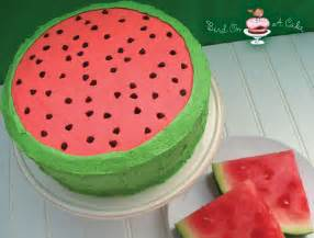 wassermelonen kuchen bird on a cake watermelon flavored cake