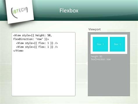 react native flexbox tutorial react native