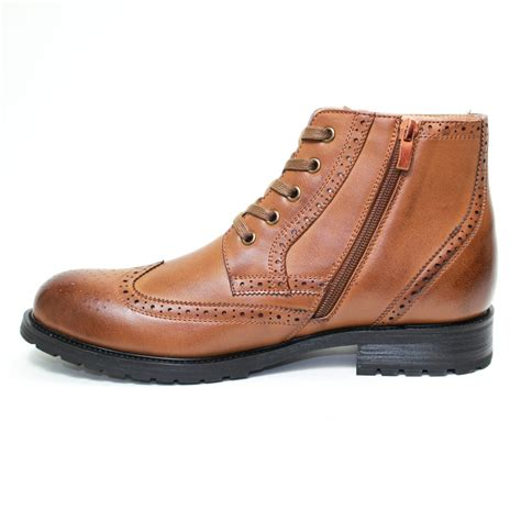 oxford boots mens arider bulk 01 mens lace up boots oxford style side zip