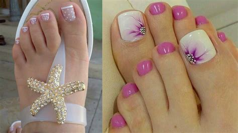imagenes de uñas de acrilico en los pies decoracion de u 241 as de los pies u 241 as de los pies dise 241 os