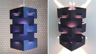 Diy Cardboard Lighting Diy L For Pendant Light Learn How To Make A Lshade