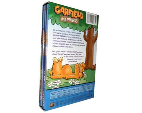 garfield and friends season 1 dvd wholesale