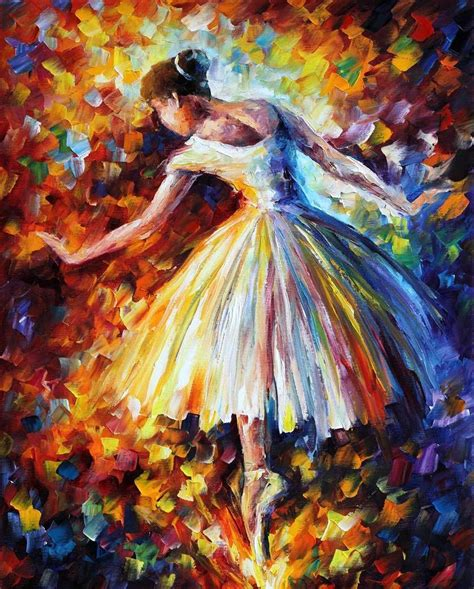 colorful painting colorful ballerina painting love of art color all