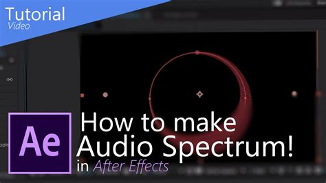 membuat iklan di after effect cara membuat audio spectrum di after effects youtube