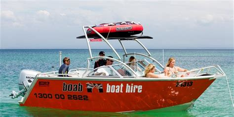 fishing boat hire moreton bay boab boat hire bribie island business moreton bay region