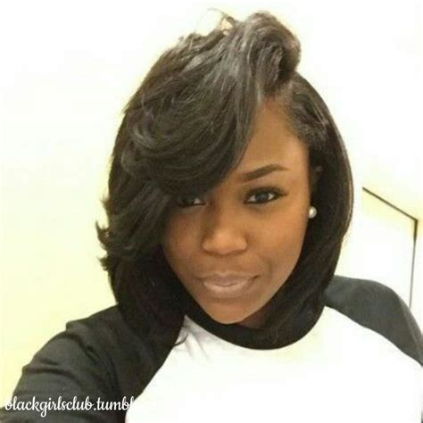long bob sew in hairstyles 72 best bob hairstyles for black women images on pinterest
