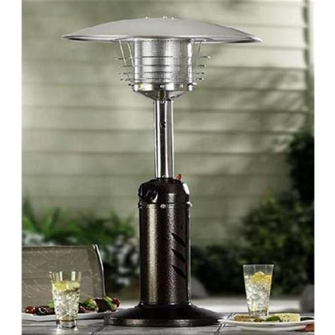 Garden Sun Propane Patio Heater Review Patio Heater Review Garden Sun Table Top Patio Heater