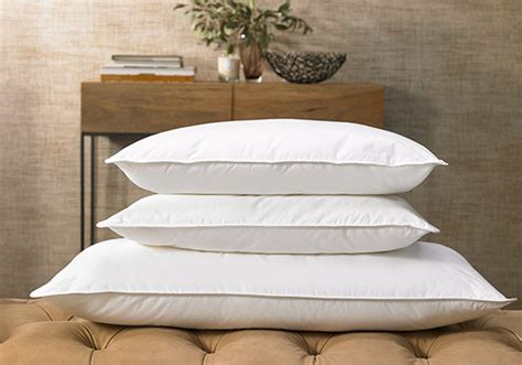 feather down pillow westin hotel store down alternative pillow westin hotel store