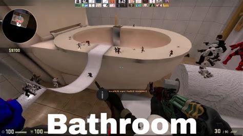 zombie bathroom cs go zombie escape mod ze bathroom v2 4 level 1