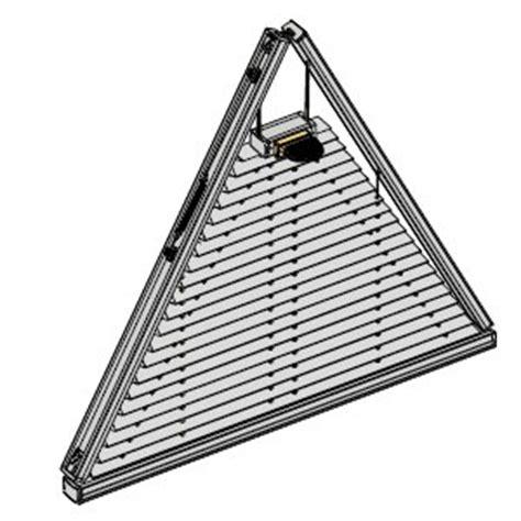 jalousie dreiecksfenster dreiecksfenster plissee decomatic p1637