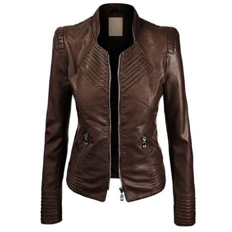 brown quilted leather jacket for america suits