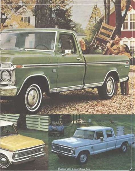 imagenes pick up ford 1977 ford pickup 1975 ford pickup 1975 3 autoclasico