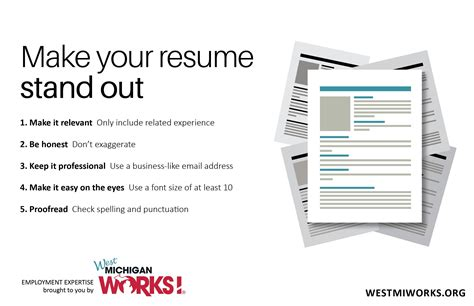 Mba Won Make You Stand Out To Employer by Employment Expertise The Resume Make A Impression
