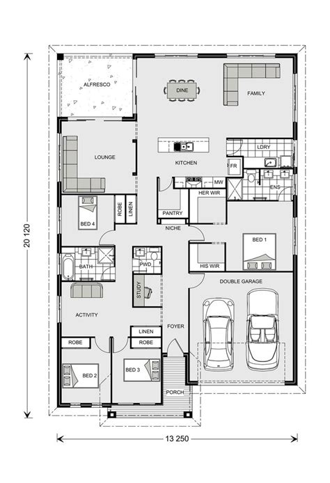 25 Best Gj Gardner Images On Pinterest Floor Plans Gj Gardner Homes House Plans