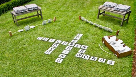backyard scrabble 23 diy projects that will blow your kids minds