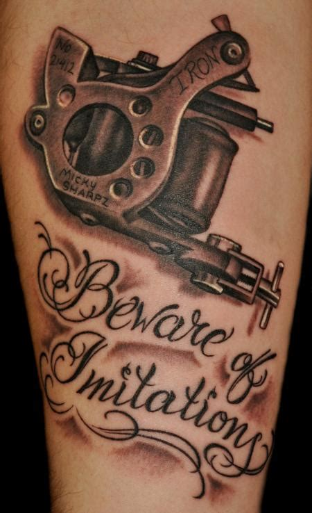 Tattoo Machine Tattoo Meaning | tattoo machine tattoo tattoos