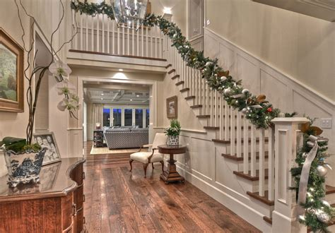 Christmas Decoration Ideas For Home by A Family Home Decorated For Christmas Home Bunch