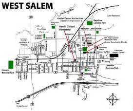 west salem wisconsin west salem map