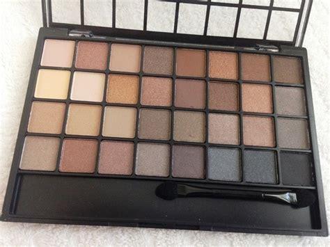 32 Endless Pro Mini Eyeshadow Palette e l f studio endless pro mini eyeshadow palette review