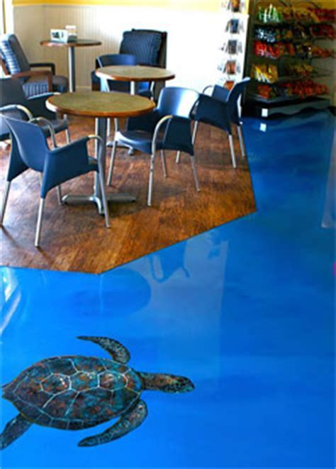 Decorative Concrete Showing Up In Retail Spaces Nationwide