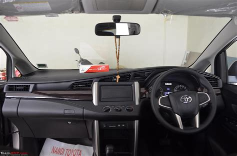 All New Innova Panel Kayu Interior Jsl Panel Wood Power Window 6pcs toyota innova crysta official review page 22 team bhp