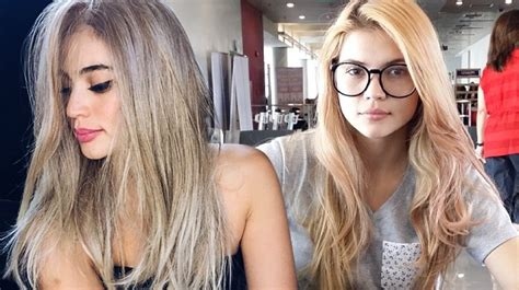 filipina celebrity hair color proof that pinays can rock blonde hair too cosmo ph