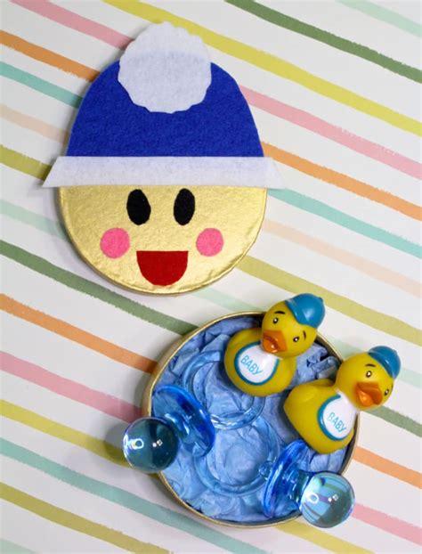 Handmade Baby Keepsake Box - easy diy baby keepsake box pers giveaway