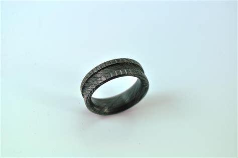 damascus steel ring wedding ring r2 perkin