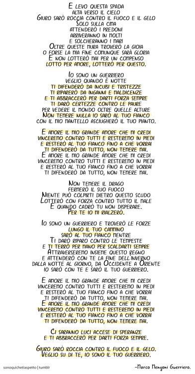 marco mengoni testo canzoni di marco mengoni guerriero con testo wroc awski