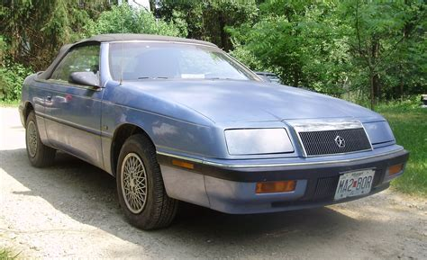 1992 Chrysler Lebaron by There Are Some Words And Phrases In The Language