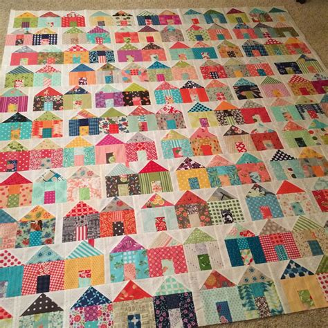 quilt pattern house free 1000 images about quilts houses on pinterest house