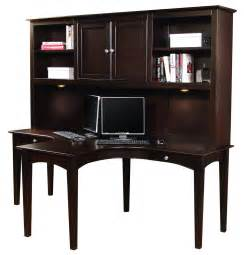 Dual Desk Home Office Home Office Desk With Hutch Viewing Gallery